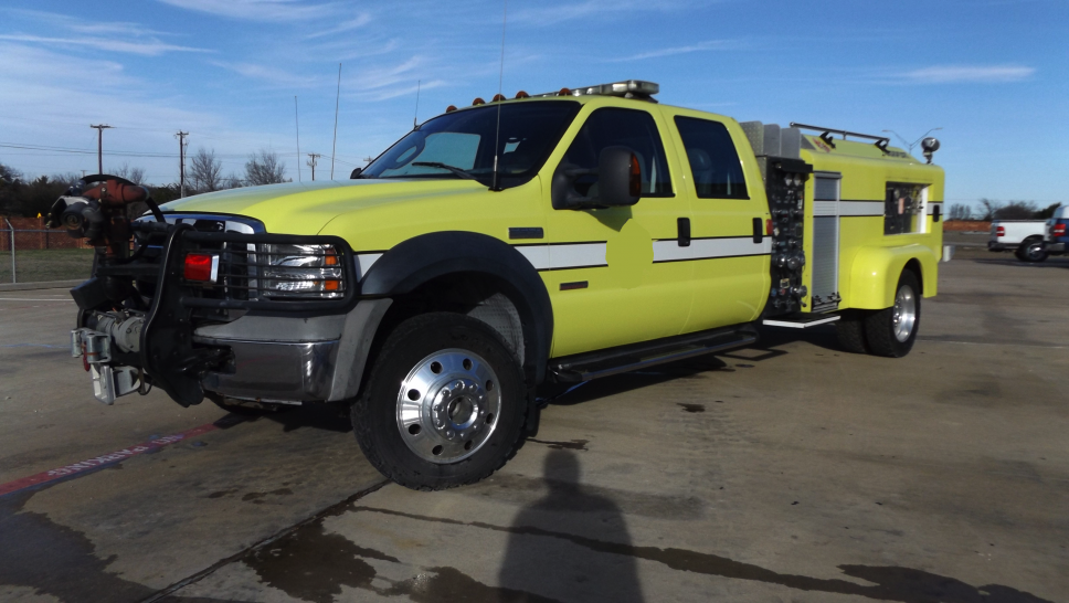 2006 Ford Rapid Intervention Vehicle • Texas Fire