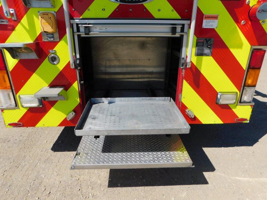 2009 Pierce Arrow Xt Puc Rescue Pumper Texas Fire Trucks