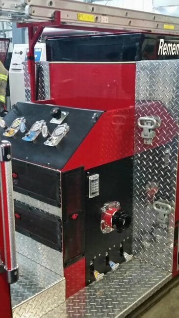 Pre Owned Trucks >> EZ-GO Custom Fire Truck » Texas Fire Trucks