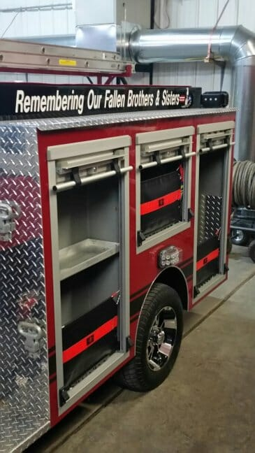 Pre Owned Trucks >> EZ-GO Custom Fire Truck • Texas Fire Trucks