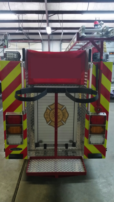 Truck Bed Dimensions >> EZ-GO Custom Fire Truck » Texas Fire Trucks